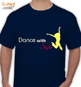 Dance style - T-Shirt