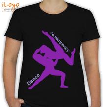 Dance Studio Contemporary T-Shirt