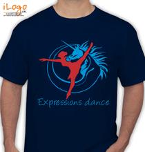 Dance Studio Expressions-dance T-Shirt