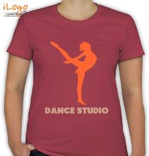 Dance Studio Dancing-studio T-Shirt