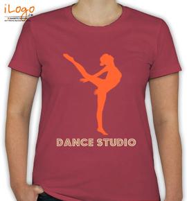 Dancing studio - T-Shirt [F]