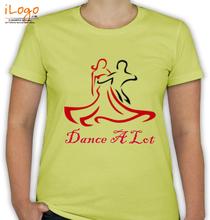 Dance Studio Dance-a-lot T-Shirt