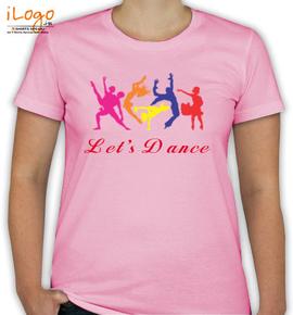 Lets dance - T-Shirt [F]