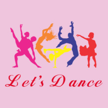 Dance Lets-dance T-Shirt