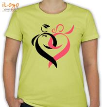 Dance Couple-dance T-Shirt