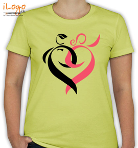 Couple dance - T-Shirt [F]