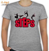 Dance Steps T-Shirt