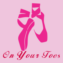 Dance on-your-toes T-Shirt