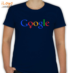 Google Female T - T-Shirt [F]