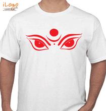 Hinduism durgadevieyes T-Shirt