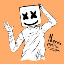 EDM marshmello T-Shirt