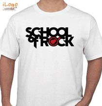 Rock school-of-rock T-Shirt