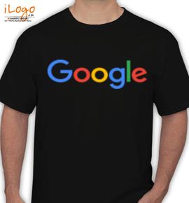 google tshirt  - T-Shirt