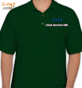 IBM Tshirt - Polo
