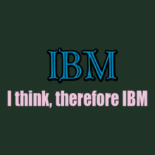 IBM-Tshirt T-Shirt