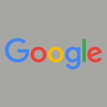 google-Grey T-Shirt