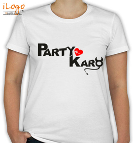 PARTY  - T-Shirt [F]