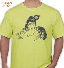 krishnaradha T-Shirt