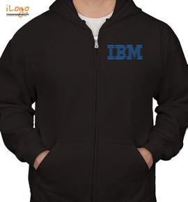 Ibm hoodie  - perziphood