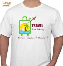 Holiday Travel-hunts T-Shirt