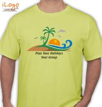 Holiday Plan-holidays T-Shirt