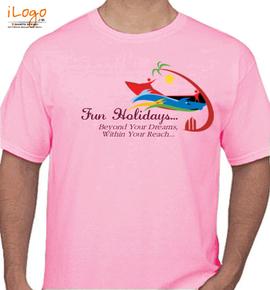fun holidays - T-Shirt