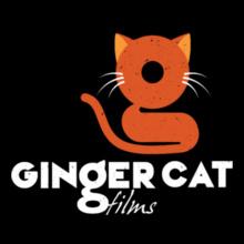 CAT Ginger-Cat-Design T-Shirt