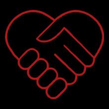 Republic Day hand-shake-logo T-Shirt