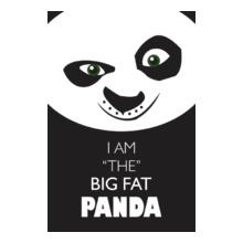 Others fat-Panda T-Shirt