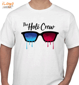 HOLI CREW T SHIRT - T-Shirt