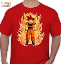 goku-fire T-Shirt