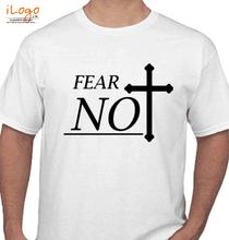 Jesus fear-not T-Shirt