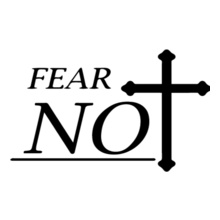Jesus fear-not T-Shirt