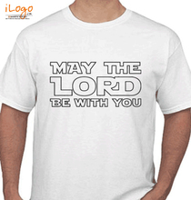 may-lord-be-with-you T-Shirt