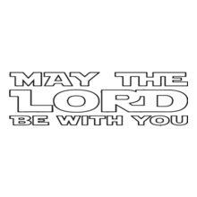 Jesus may-lord-be-with-you T-Shirt