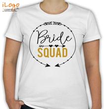 Bachelorette Party brides-tribe T-Shirt
