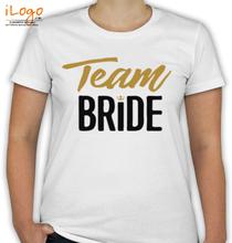 Bachelorette Party teambride T-Shirt