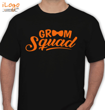 Bachelor Party groomsquad T-Shirt
