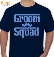 Bachelor Party groom-squad T-Shirt