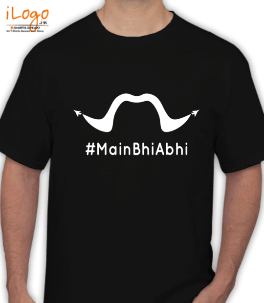 black #mainbhiabhi_:front