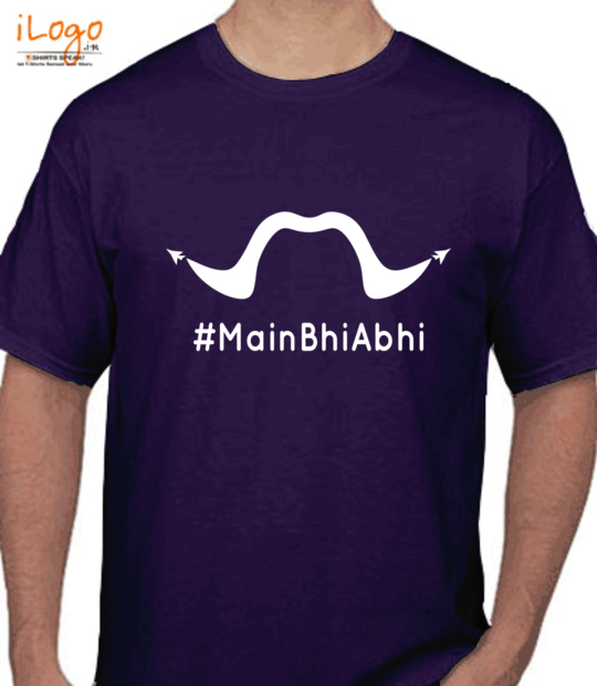 purple #mainbhiabhi_:front