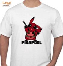 Pikachu pikapool T-Shirt