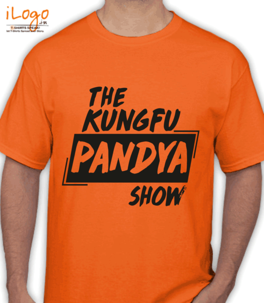 orange the pandya show:front