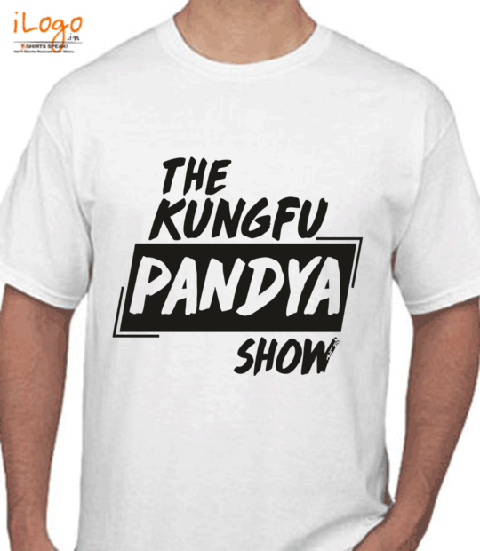 white the pandya show:front