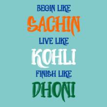 ilogo-team-india-tshirts T-Shirt
