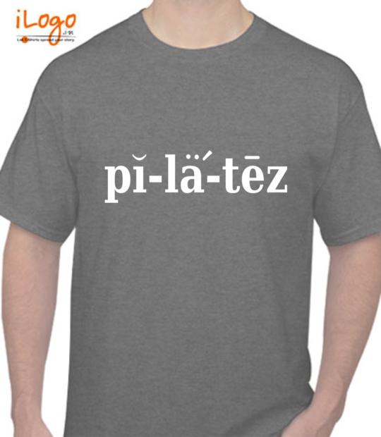 charcoal pilatez:front