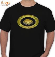 gold-engineer T-Shirt