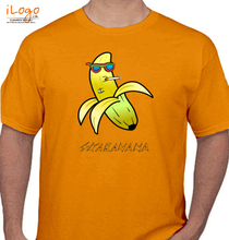 fruit-banana T-Shirt