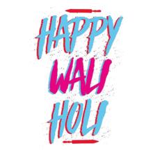 happy-wali-holi T-Shirt