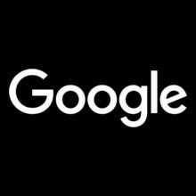 google-white-h T-Shirt